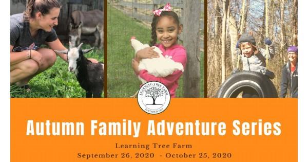 Autumn Family Adventure Series