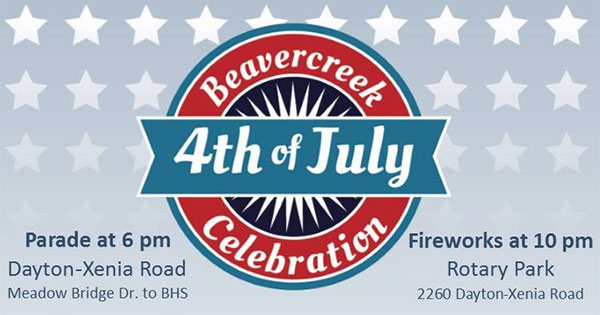 City of Beavercreek 4th of July Parade & Fireworks