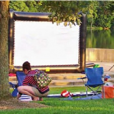 Beavercreek Movie in the Park