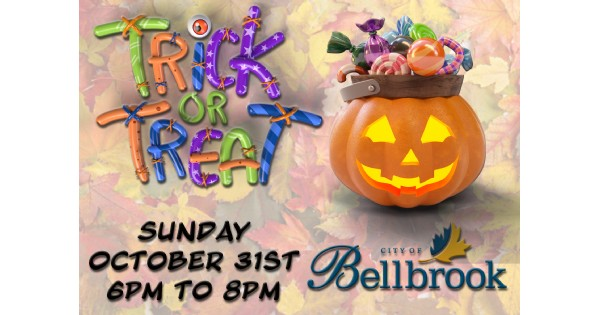 Bellbrook Ohio Trick of Treat