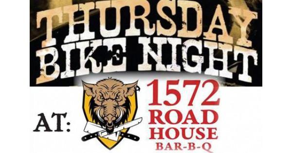 Bike Nights at the 1572 Roadhouse Bar-B-Q