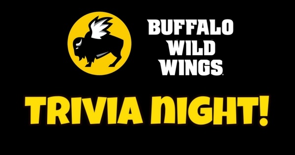 Buffalo Wild Wings Trivia Night