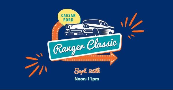 Caesar Ford Ranger Classic