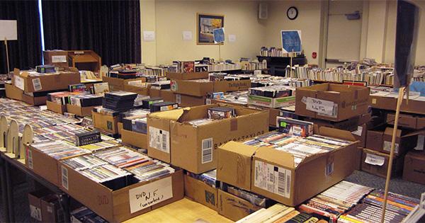 Friends of Washington-Centerville Library Booksale