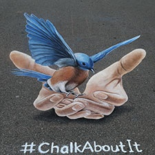 Chalk About It Chalk Art Festival