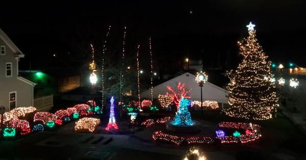 City of Lebanon Holiday Illumination