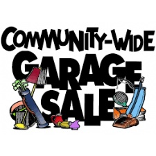 Community Garage Sale in Huber Heights