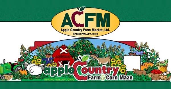 Corn Maze Adventure & Fall Fun At Apple Country Farm Market