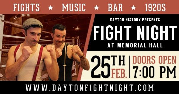 Dayton Fight Night