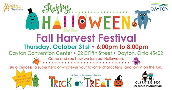 Dayton Fall Harvest Festival / Trunk or Treat
