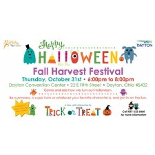 Dayton Fall Harvest Festival / Trunk or Treat