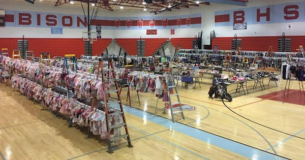 Dayton Mothers of Twins Club Kid's Clothing Sale
