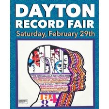 Dayton Record Fair