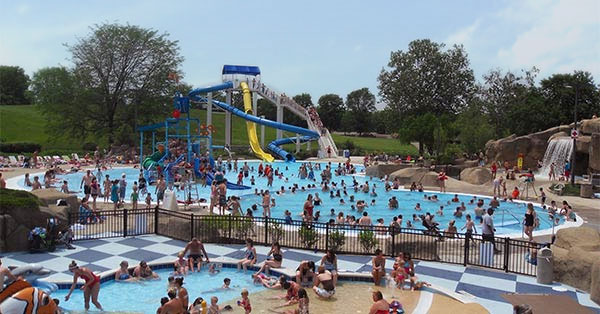 Waterparks around Dayton