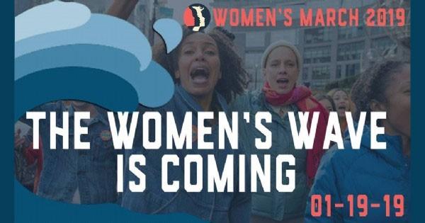 Dayton Women's March