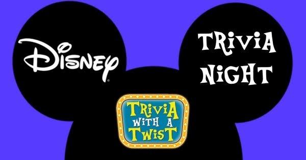 Family-Friendly Disney Trivia Nights