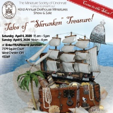 Dollhouse Miniatures Show & Sale - canceled