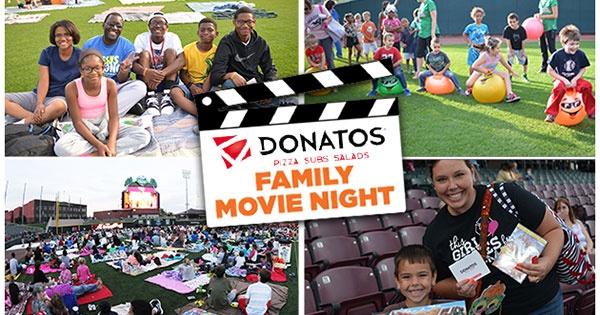 Donatos Family Movie Night