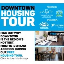 Downtown Dayton Housing Tour