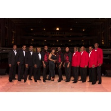Drifters, Cornell Gunter's Coasters, and Platters Holiday Show