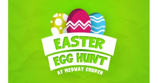 Easter Egg Hunt at Medway Church (New Carlisle)