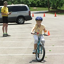 Wegerzyn Bike Rodeo For Kids