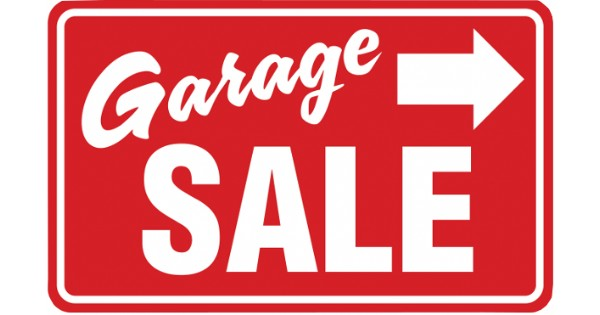 3 Massive Neighborhood Garage Sales This Weekend