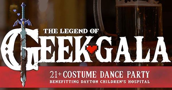 Geek Gala: Costume Dance Party
