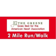 Go Red for Women 2 Mile Run/Walk
