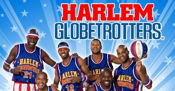Harlem Globetrotters in Dayton