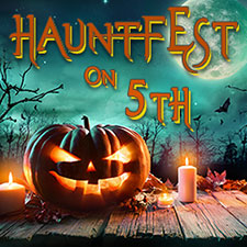 Hauntfest on Fifth 2017