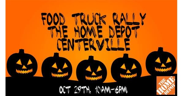 Home Depot Centerville Food Truck Rally