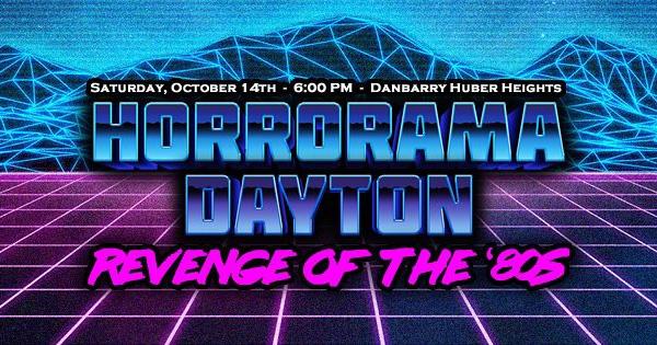 Horrorama charity horror film festival - Dayton home and garden show 2017 ...