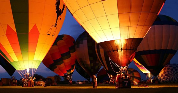 2020 Ohio Challenge Hot Air Balloon Festival has been cancelled