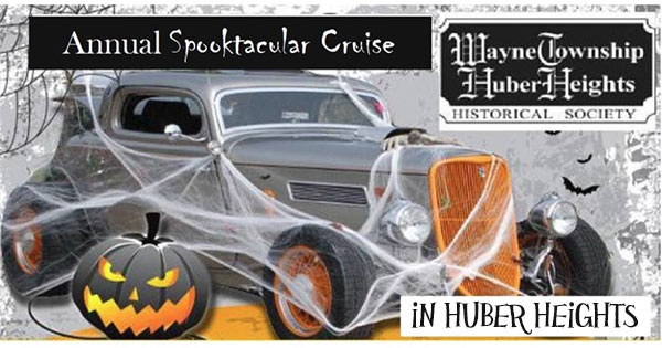 Huber Heights Spooktacular Cruise In