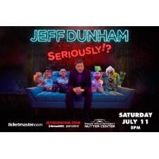 Jeff Dunham: Seriously!?