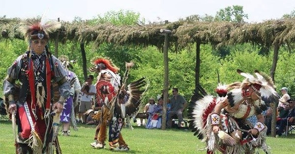 Keeping the Tradition Pow Wow