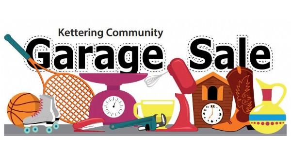 Kettering Community Garage Sale