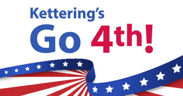 City of Kettering Fireworks - Go 4th!