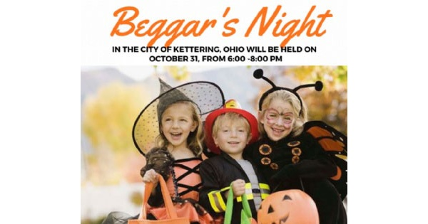 Kettering Ohio Trick or Treat
