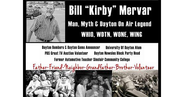 Kirby Fest to Benefit Dayton On Air Legend