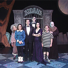 The Addams Family at La Comedia
