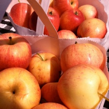 Lebanon Country Applefest at LM&M Railroad