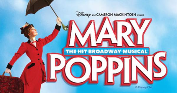 Mary Poppins at La Comedia
