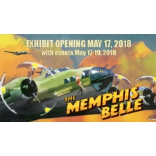 The Memphis Belle Exhibit Opening Celebration
