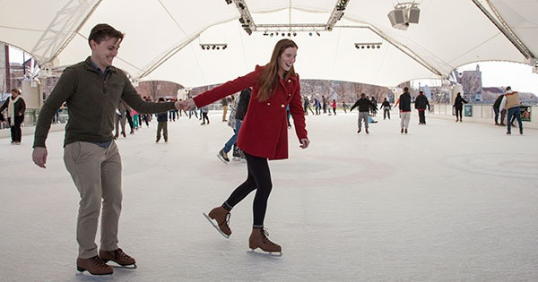 MetroParks delays opening RiverScape ice rink