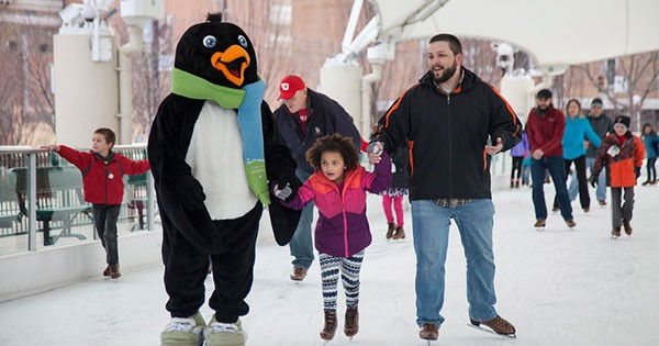 MetroParks offers special hours for ice skating
