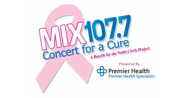 Mix 107.7 & Premiere Physician Network presents Concert For a Cure