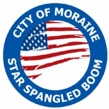 City of Moraine Star Spangled Boom - canceled