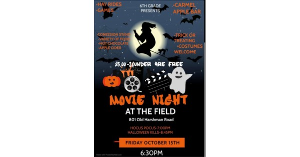 Movie Night at the Field